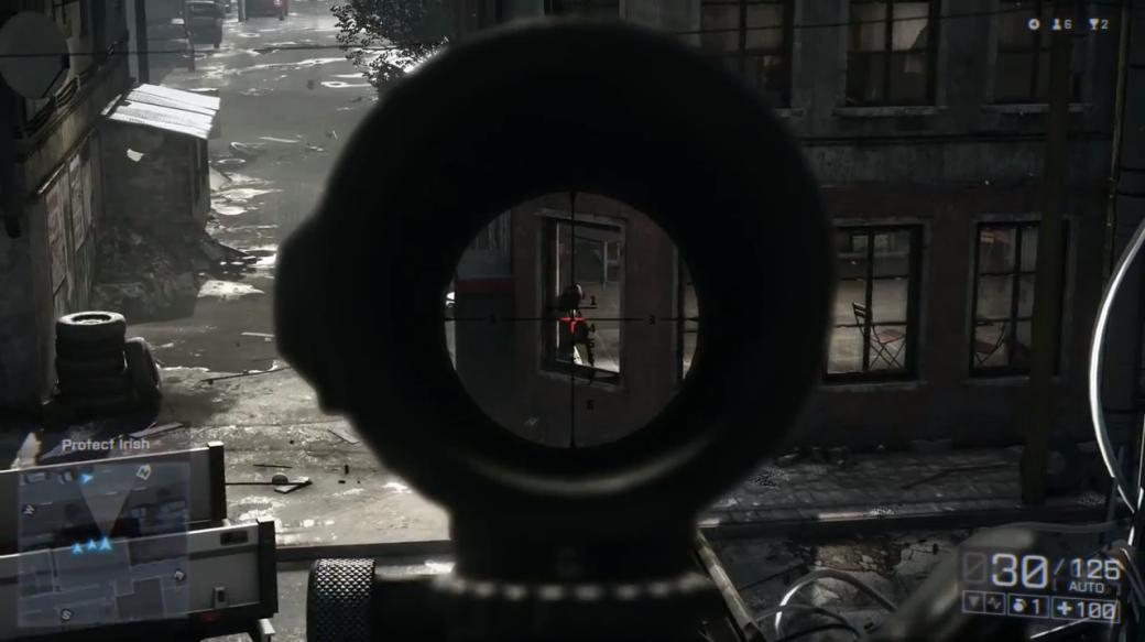Милитари-дежавю: 11 сцен из трейлера Battlefield 4, которые мы где-то видели. - Изображение 9