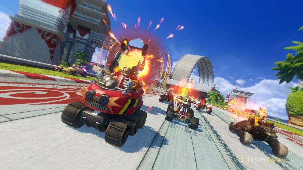 Рецензия на Sonic & All-Stars Racing Transformed - Изображение 3