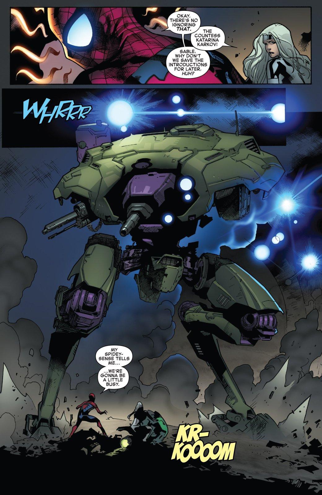 Вот это поворот: Зеленый Гоблин натравил ЩИТ на Человека-Паука - Изображение 2