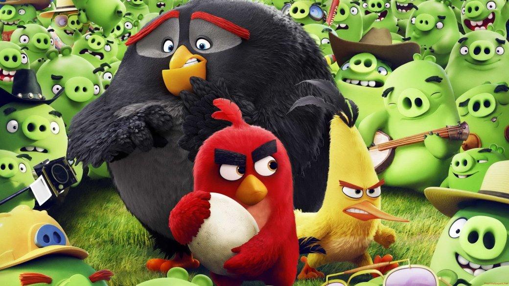 Рецензия на «Angry Birds в кино» - Изображение 1
