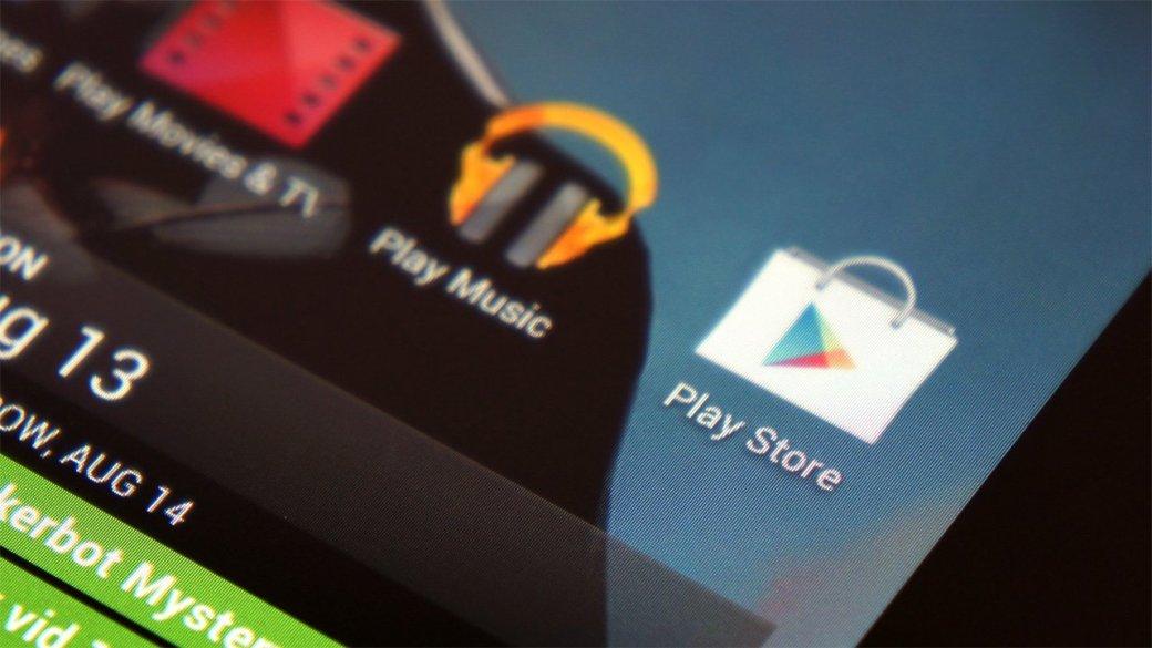 Игры приносят почти 90% выручки Google Play  - Изображение 1