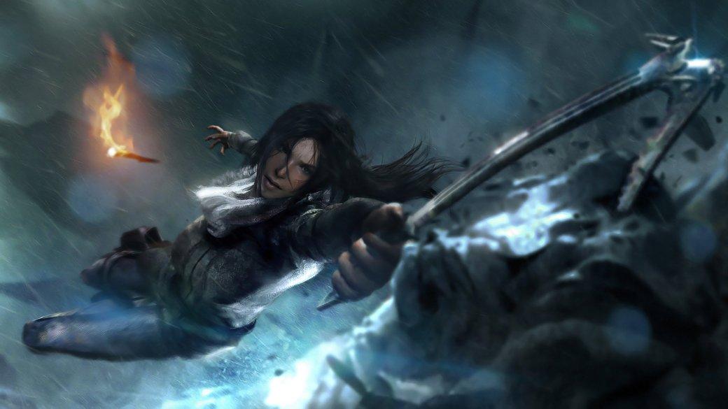 30 лучших игр 2015 года: Rise of the Tomb Raider - Изображение 3