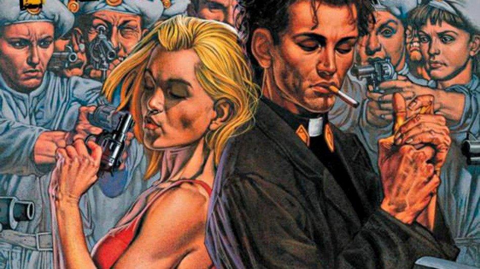 Канал AMC взялся за комиксы Preacher - Изображение 1
