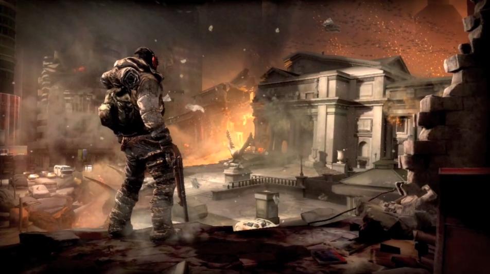 Doom 4 мог выглядеть как Gears of War - Изображение 5