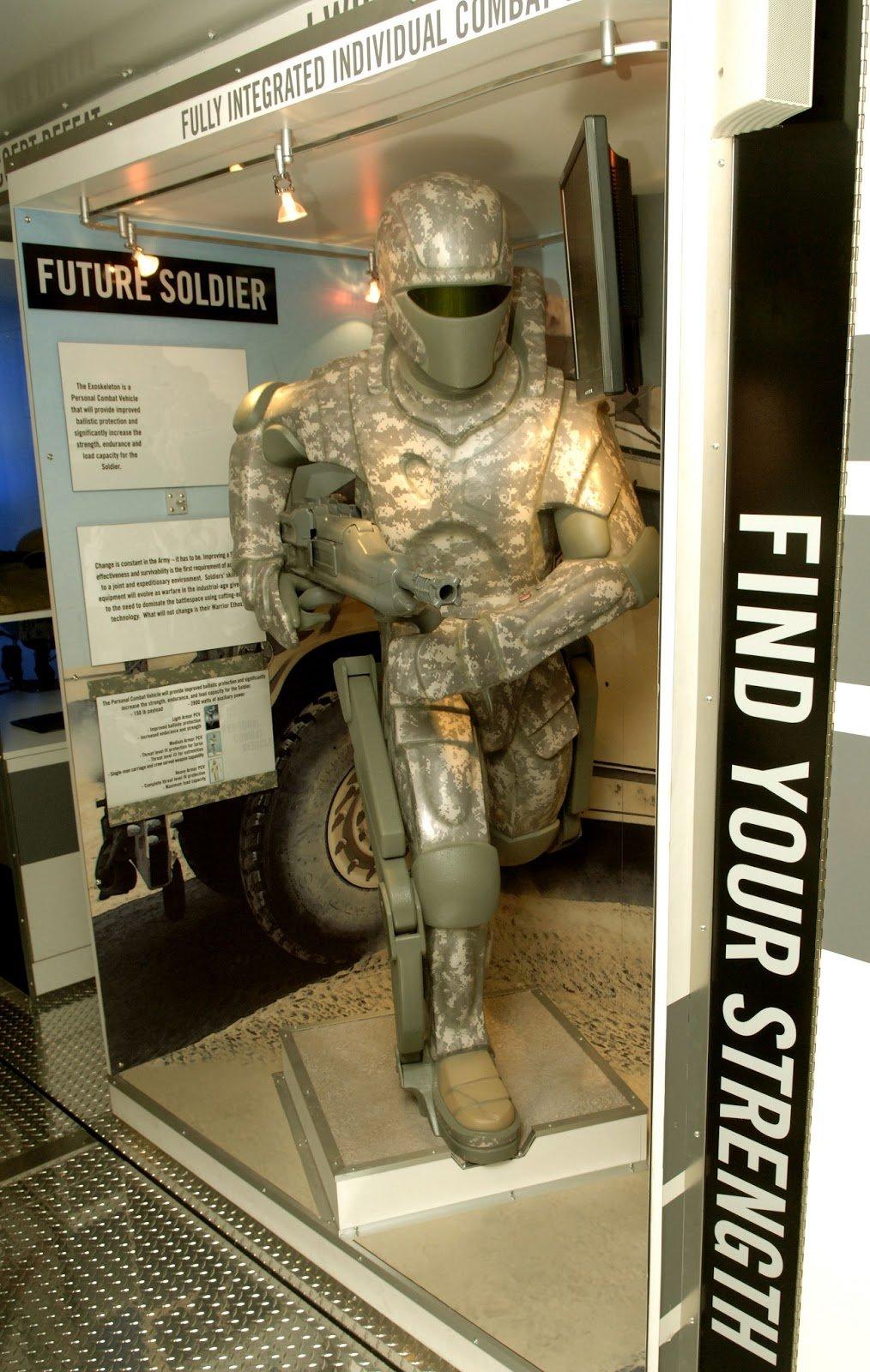 У армии США появятся прототипы Железного человека - Изображение 1