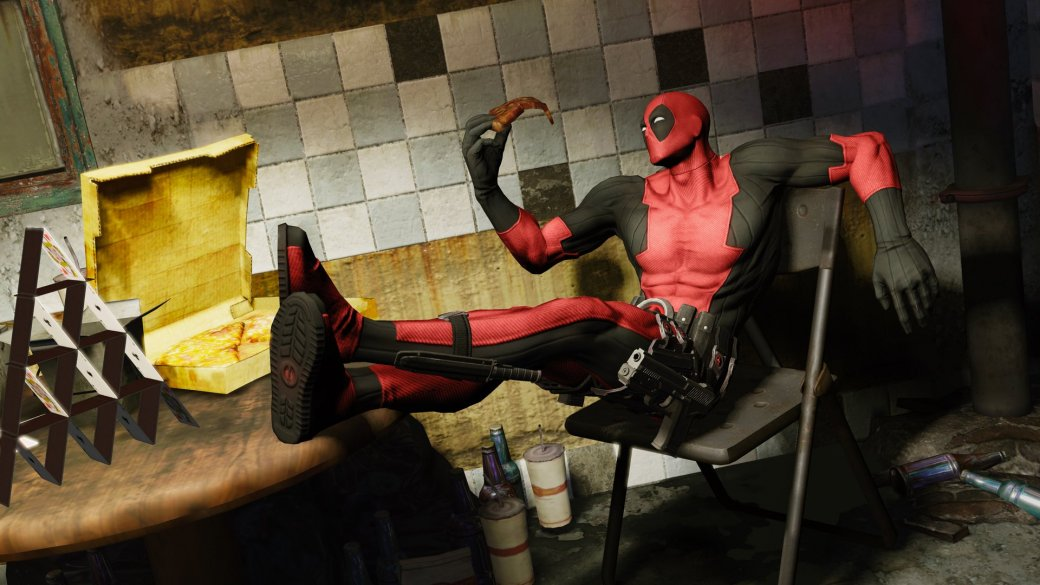 Deadpool: Мучос чимичангас. Рецензия - Изображение 2