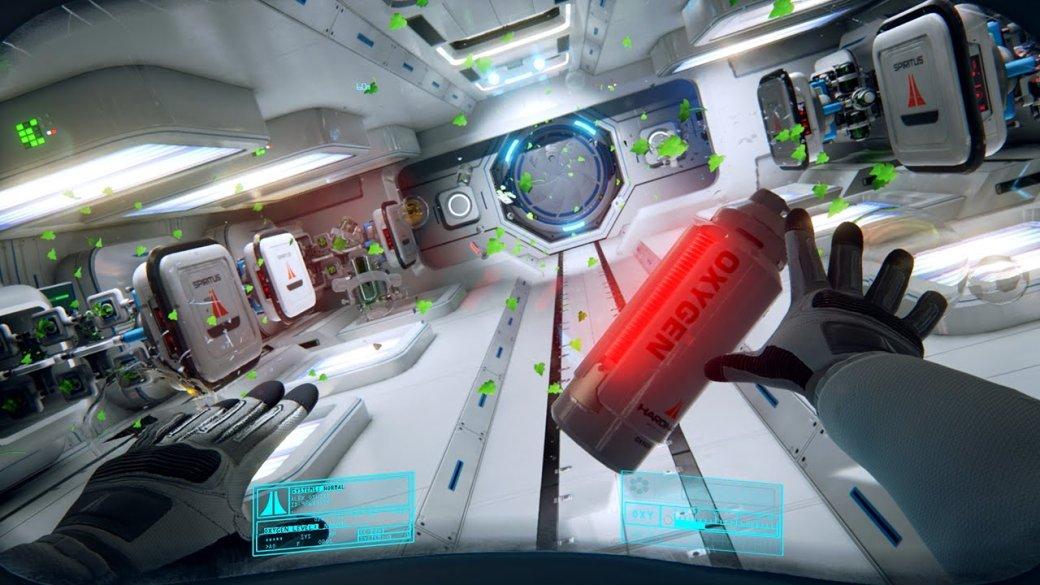 Adr1ft оказался лишь временным эксклюзивом Oculus Rift - Изображение 1