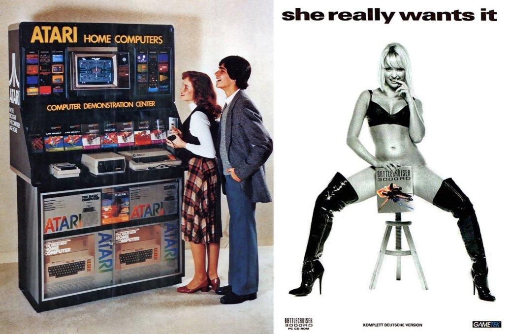 Женщины и видеоигры. - Изображение 4