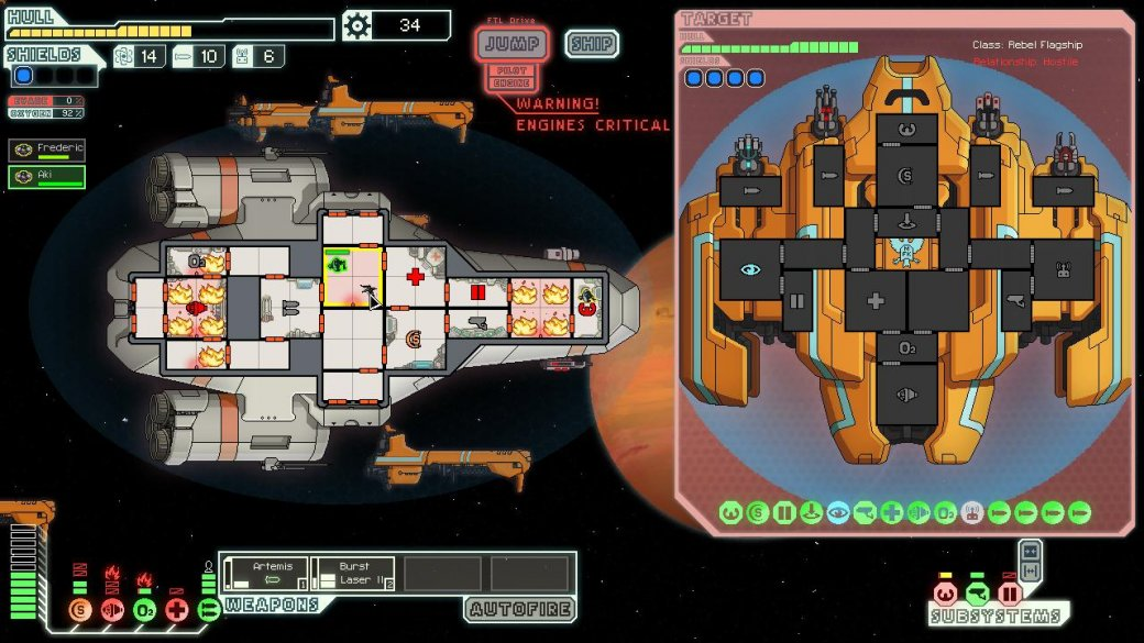 FTL: Faster Than Light. Рецензия. - Изображение 3
