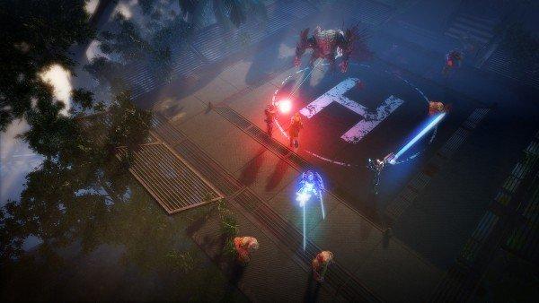 Четверо против Чужих в трейлере Alienation - Изображение 3