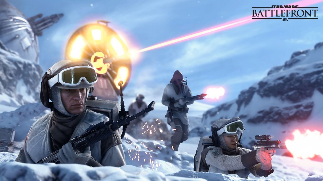 Диорама SW Battlefront станет для комплиционистов настоящим испытанием - Изображение 1