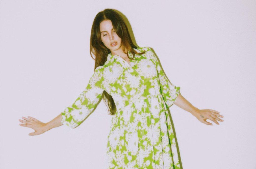Привычной Ланы большенет. Рецензия на Lana Del Rey— Lust for Life. - Изображение 2