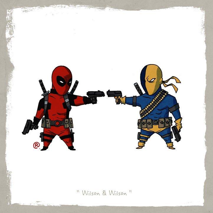 Как Marvel персонажей DC воровала (и наоборот). - Изображение 37
