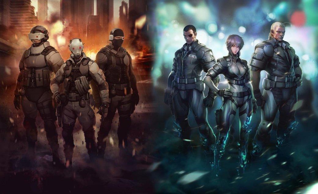 По мотивам Ghost in the Shell: Stand Alone Complex создают MMOFPS - Изображение 1
