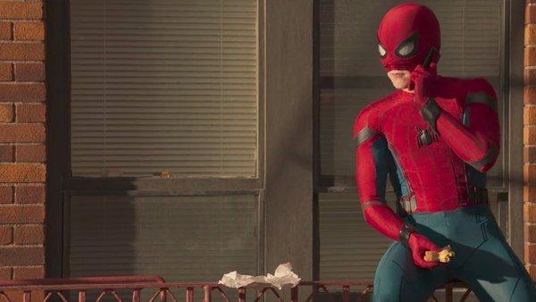 10 лучших сцен изфильма «Человек-Паук: Возвращение домой» - Изображение 2