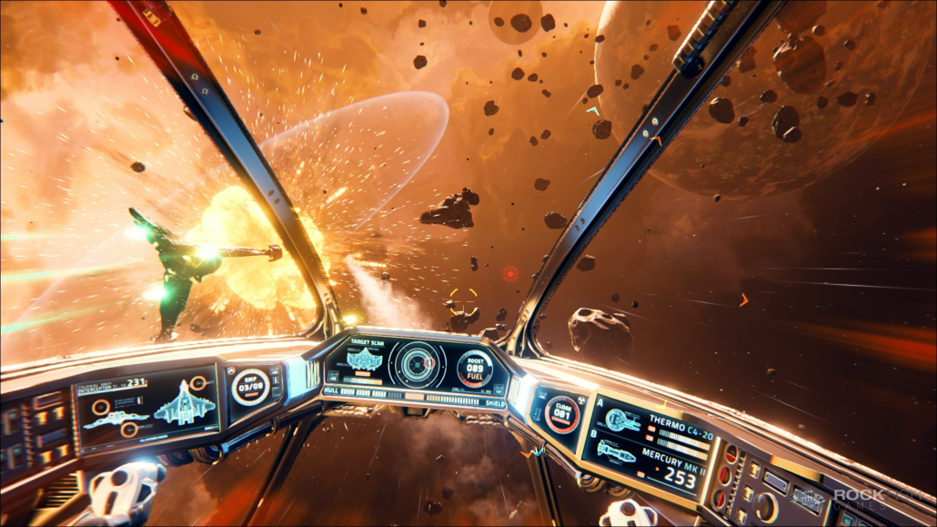 Космосим Everspace прошел Kickstarter: игра одобрена Крисом Робертсом. - Изображение 1