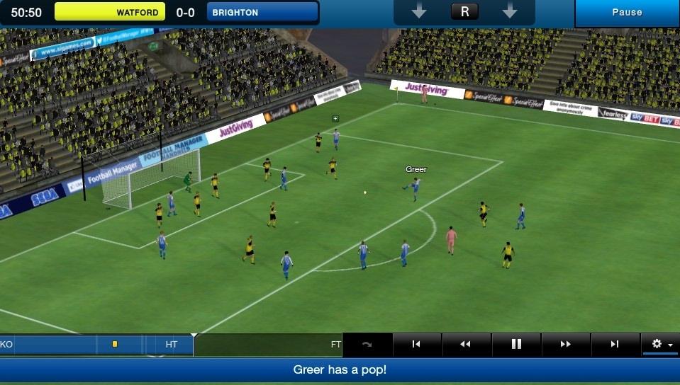 Football Manager Classic 2014 попадет на PS Vita в апреле - Изображение 1