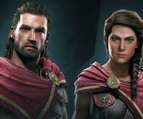 ВAssassin's Creed Odyssey будет только один каноничный герой. Угадайте, Кассандра или Алексиос?