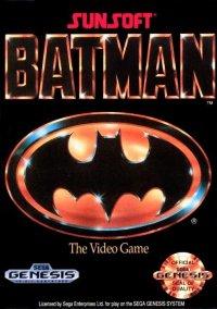 Batman – фото обложки игры