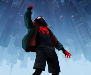 Еще больше Человека-паука вроскошном трейлере Spider-Man: Into the Spider-Verse