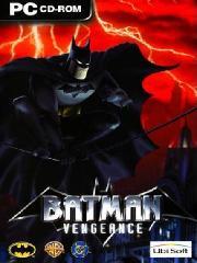 Batman Vengeance – фото обложки игры
