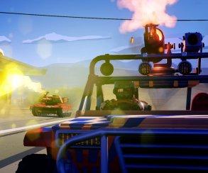 На PlayStation 4 стартовало бета-тестирование Hardware: Rivals