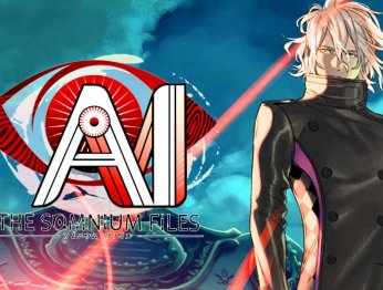 AI: The Somnium Files. Анонсирующий трейлер