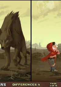 Little Red Riding Hood: A Post Apocalyptic Adventure – фото обложки игры