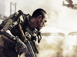 Солдаты надели экзоскелеты в трейлере Call of Duty: Advanced Warfare