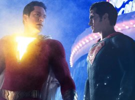 Настоящее (довольно неожиданное!) лицо Супермена из«Шазама» раскрыто