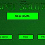Скриншот Carpet Solitaire – Изображение 1