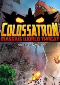Colossatron: Massive World Threat – фото обложки игры