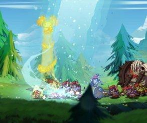 Викинги избивают демонов в трейлере Swords & Soldiers 2