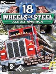 18 Wheels of Steel: Across America – фото обложки игры