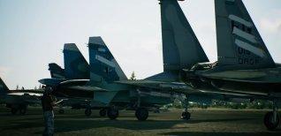 Ace Combat 7: Skies Unknown. Геймплейный трейлер с E3 2018