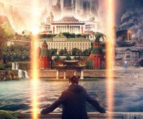 Официальный постер фильма «Черновик» по роману Лукьяненко уже здесь!