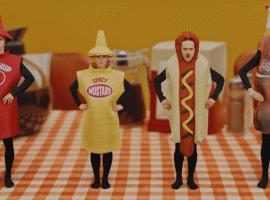 Little Big представили новый клип. Внем участники группы стали едой
