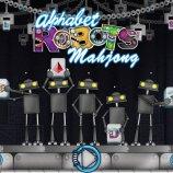 Скриншот Alphabet Robots Mahjong – Изображение 1