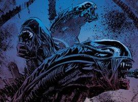 Новый комикс про ксеноморфов расскажет историю вдухе сюжетной линии Рипли иНьют из«Чужих»