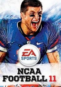 NCAA Football 11 – фото обложки игры
