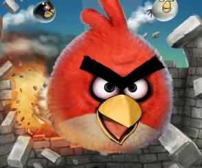 Персонажи Angry Birds попали на почтовые марки