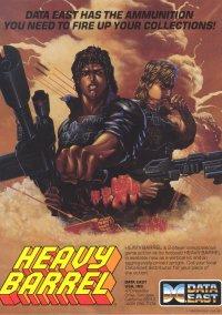 Heavy Barrel – фото обложки игры