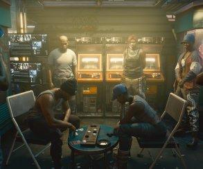 Нановых скриншотах Cyberpunk 2077 можно заметить крипового Киану Ривза