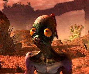 Герой Oddworld спасает соплеменников в видео ремейка Abe's Oddysee