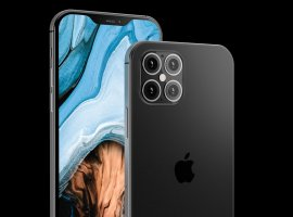 Новый концепт iPhone 12 похож нагибрид iPhone 4 иiPhone11