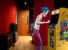 Gorillaz посвятили новый клип игре Pac-Man