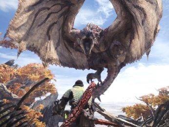 20 изумительных скриншотов Monster Hunter: World