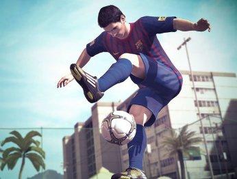 Рецензия на FIFA Street 2012