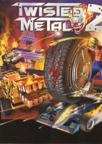 Twisted Metal 2 – фото обложки игры