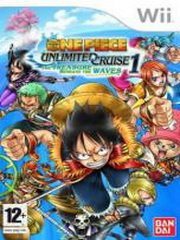 One Piece: Unlimited Cruise 1: The Treasure Beneath the Waves – фото обложки игры